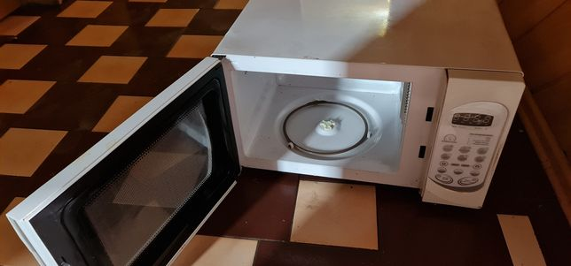 Mikrofalowa kuchenka