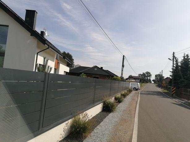 Panel ogrodzeniowy fi4 H 1.53x250 ocynk+ral
