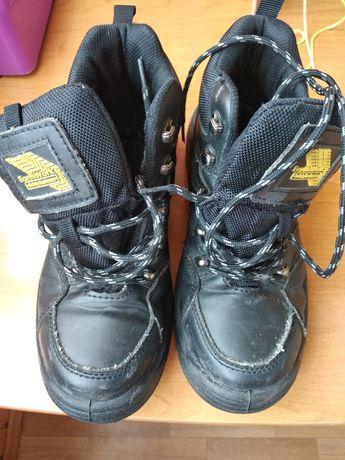 Рабочие ботинки с усиленным носком, размер 40