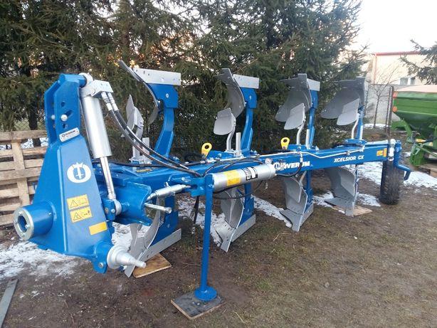 Pług Overum CX 4975 XCELSIORS non stop hydraulika Kverneland Vario
