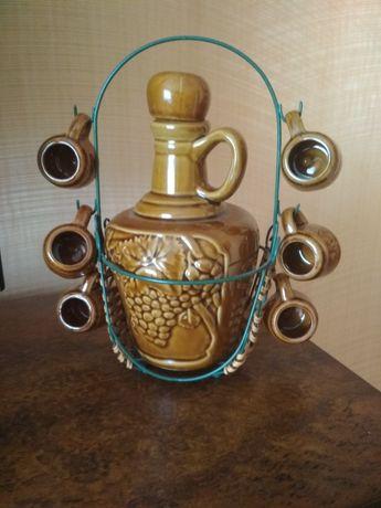 Керамический набор  из Болгарии