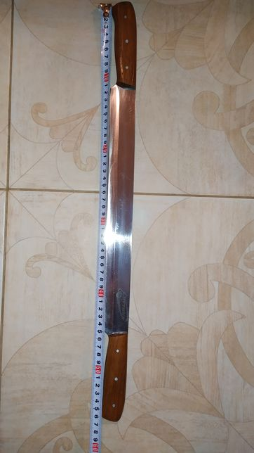 Нож с двумя ручками