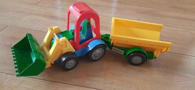 wader traktor jak nowy