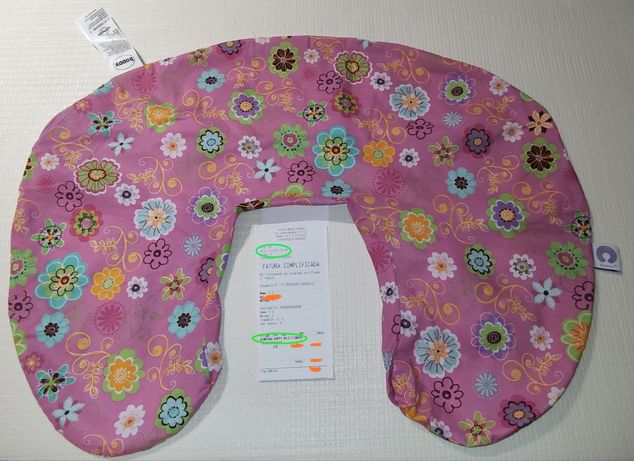 Capa de almofada de amamentação Boppy Wild Flowers