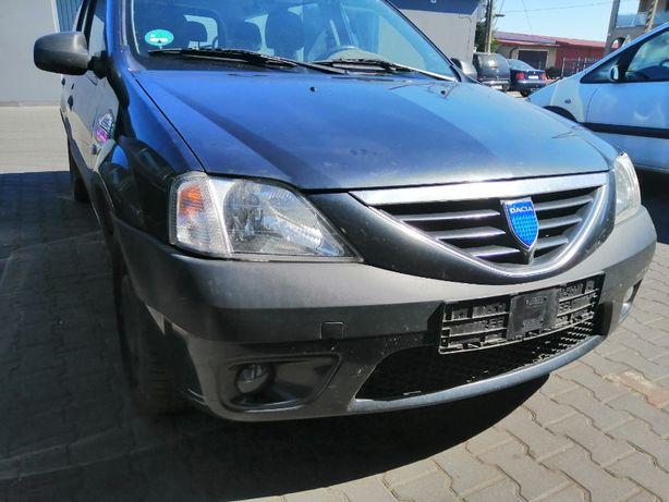 Zderzak przód Dacia Logan I przed lift TEKNA