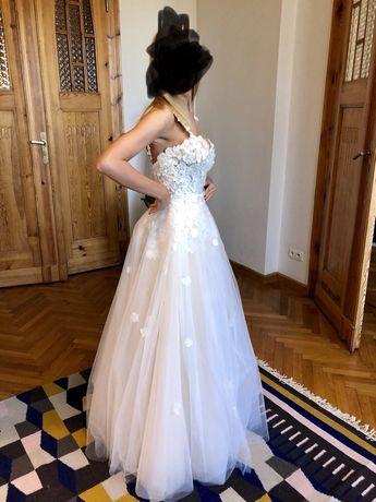 Suknia ślubna Sylwia Kopczyńska