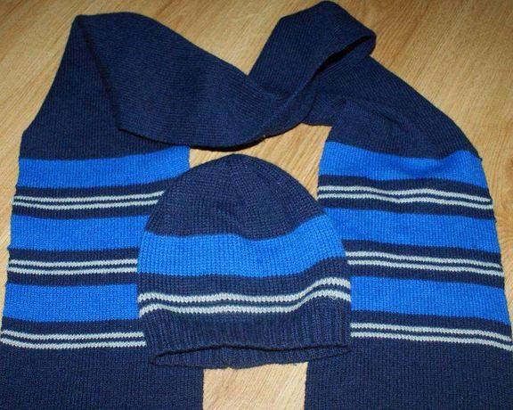 czapka + szalik 5.10.15