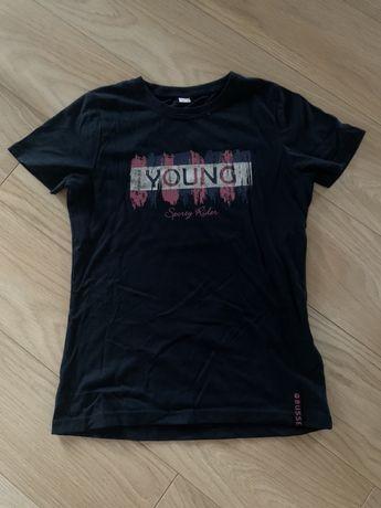 Busse koszulka jeździecka tshirt rozm 158/164
