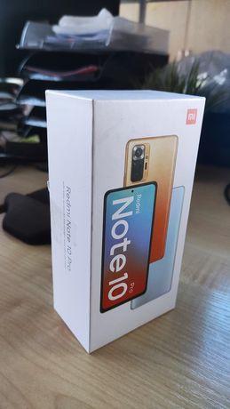Xiaomi Redmi Note 10 Pro 6 / 64 GB RAM Lodz 24MS Gwarancji Amazon NOWY