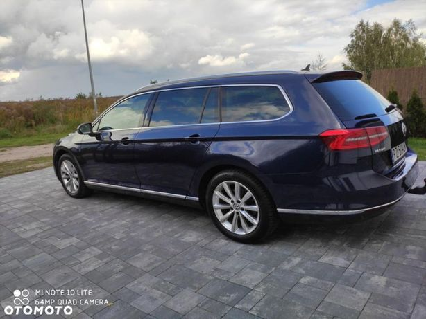 Volkswagen Passat Super kolorystyka !! Highline ! Grzana kierownica ! Skóra alkantara !
