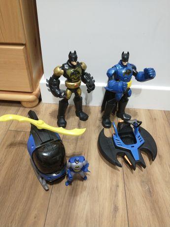 Zestaw Batman i pojazdy
