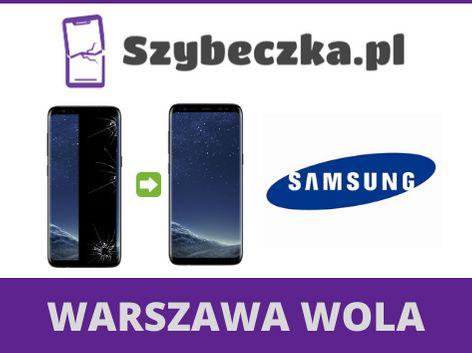 Naprawa wyświetlacza wymiana szybki Samsung S7 S8 S9 S10 S20