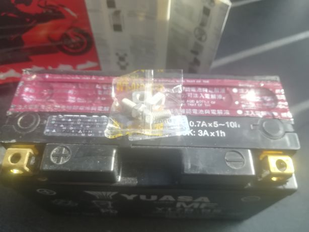 Akumulator YUASA YT7B-BS