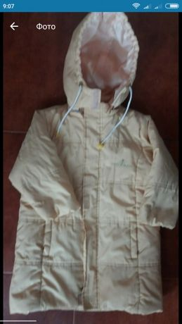 Куртка-парка оригинальная,110см
