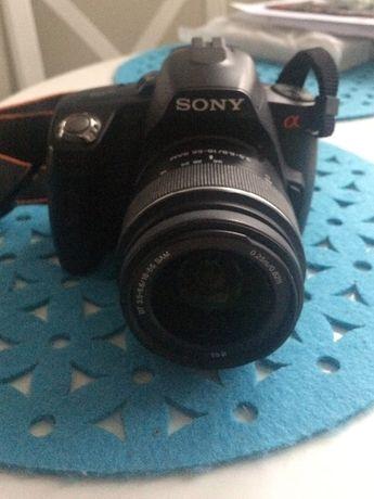 Aparat lustrzanka Sony Alpha 390