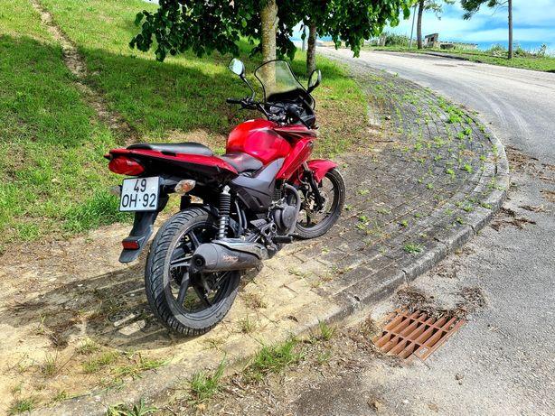 Mota Honda CBF125