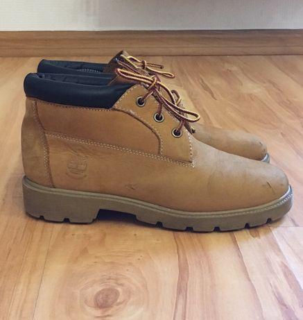 Ботинки Timberland кожа оригинал