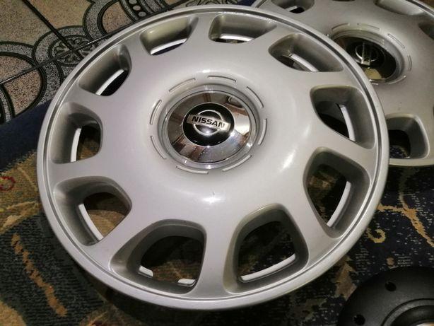 Колпаки Nissan Primera