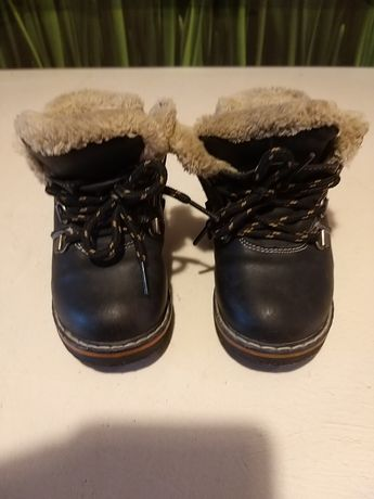 Buty zimowe , kozaczki