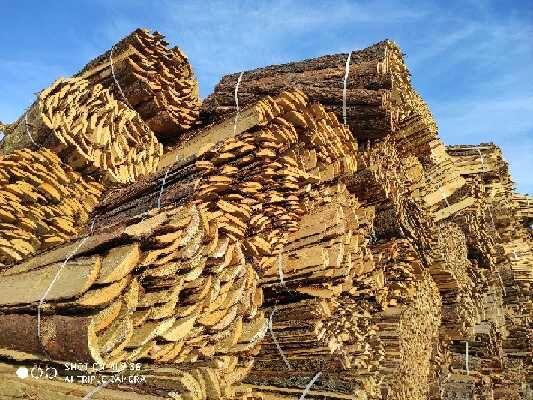 Drewno na opal wpostaci zrzyn