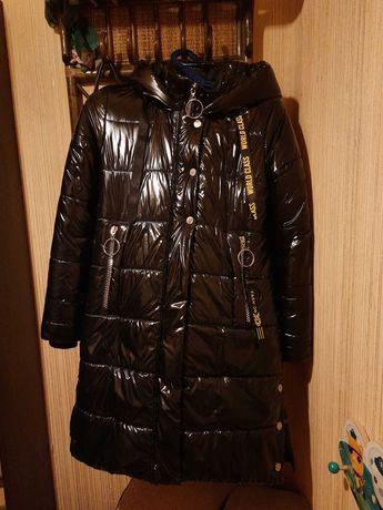 Зимове дитяче пальто