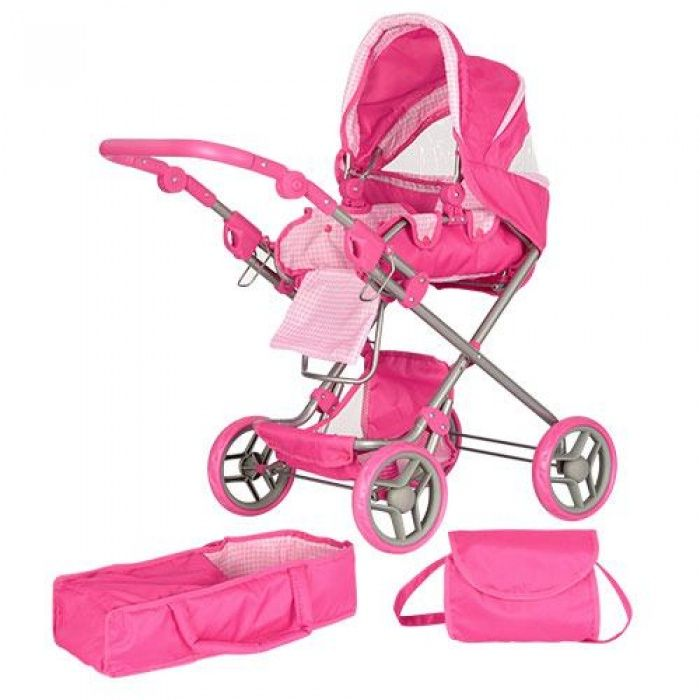 Детская коляска для кукол Melogo 9333 Одесса - изображение 1
