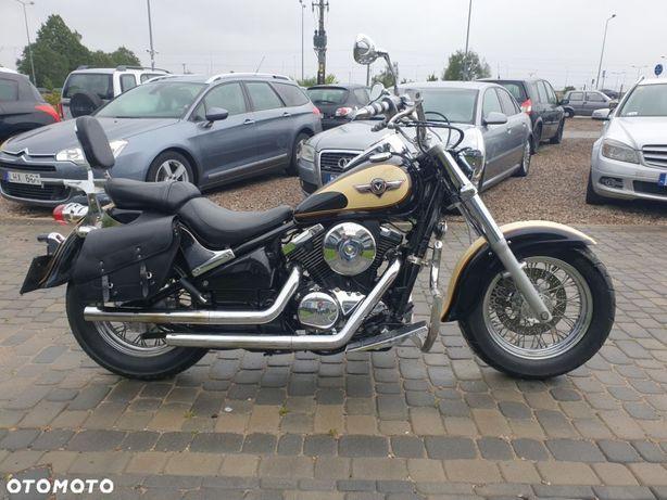 Kawasaki VN 2001 R VN 800 CLASIC Idealny Stan Piekny Zarej w PL /Zamiana