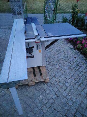 Piła stołowa tarczowa formatowa Scheppach Ixes Forsa 7 2600 mm, 4,0kW