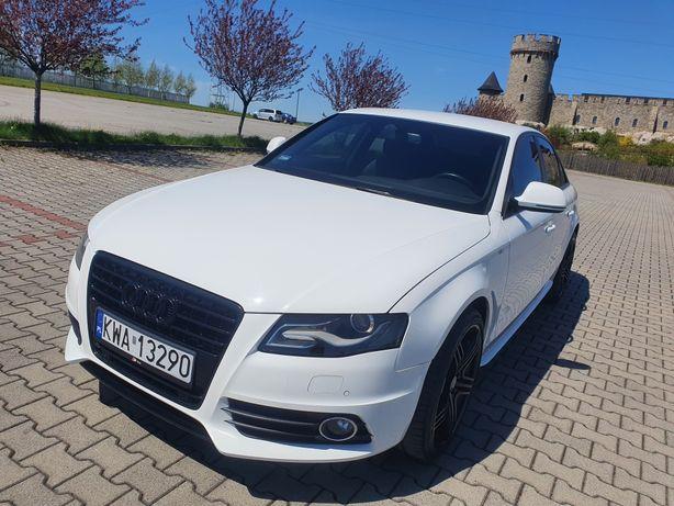 "Audi A4 B8 1.8 TFSI Pełny S Line, Bang&Olufsen, Felgi 19"""