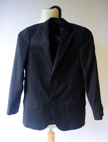 Marynarka Czarna Cubus 146 cm 11 lat Blezer Elegancka Zara Reserved