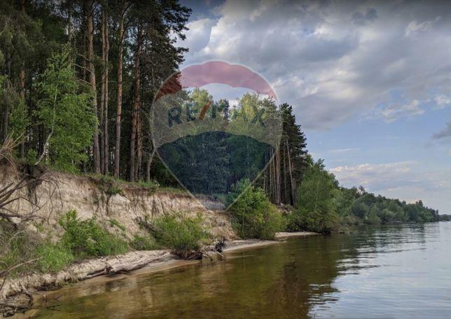 Продажа участков возле Киевского моря под базу отдыха!