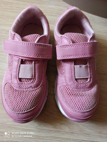 Кроссовки кросы кеды мокасины для девочки Marks Spencer 17 см стелька