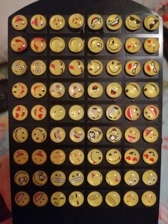 Brincos Emojis (Portes grátis)