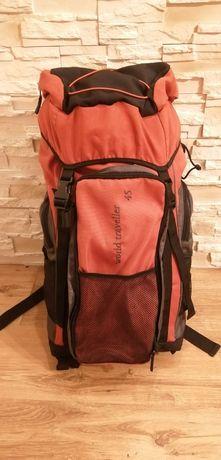 Plecak Trekkingowy Turystyczny 45 litrów Stan Bardzo Dobry!