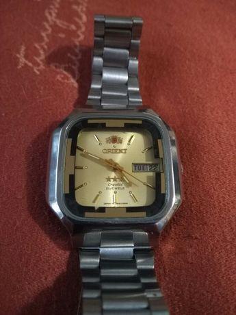 Часы Orient фреза с автоподзаводом