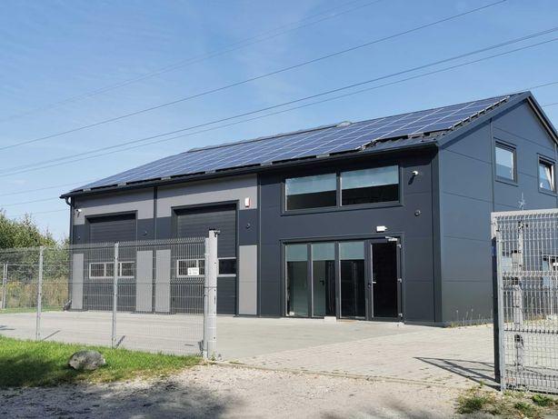 Budynek biurowo magazyn Bąkowo Rzemieślnicza 5, 208,61 m2 REZERWACJA
