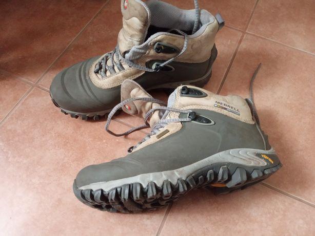 Зимние ботинки merrell