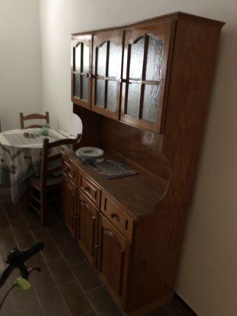 Armario madeira cozinha