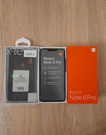 Смартфон Xiaomi Redmi Note 6 Pro 3/32GB Black Global version