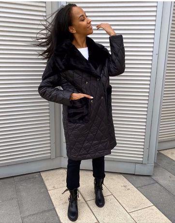 Пальто, куртка, женское пальто, теплое пальто, женская одежда