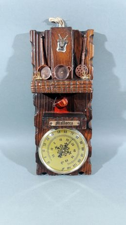 Termometr w stylu mysliwskim Mallorca