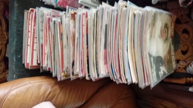 BUNTE I INNE niemieckie ponad 160 sztuk w stanie bdb czasopisma