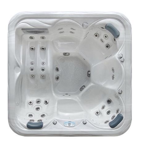 Jacuzzi Black Friday Vênus 2,15 x 2,15 x 0,86 mergulho salgado