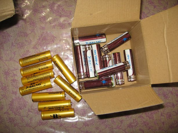 Батарейка, Li-ion аккумулятор 18650, 8800мА/ч