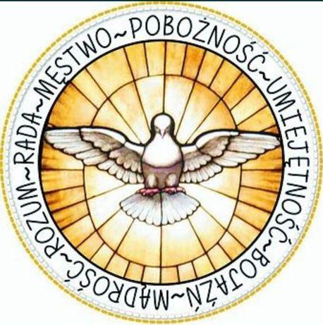 Bierzmowanie zgoda rodzica chrzestnego nauki przedmałżeńskie chrzest