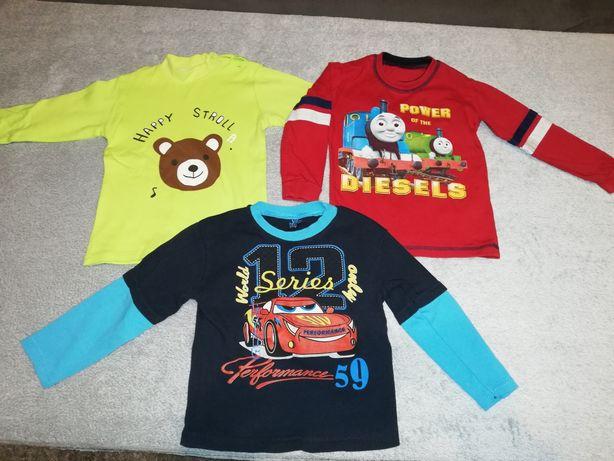 Ubrania dla chłopca, rozmiar 98