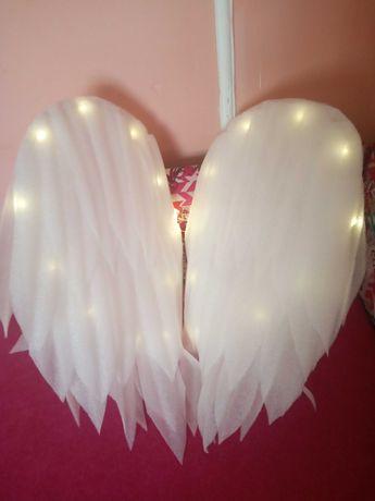Крила Ангела з  підсвіткою