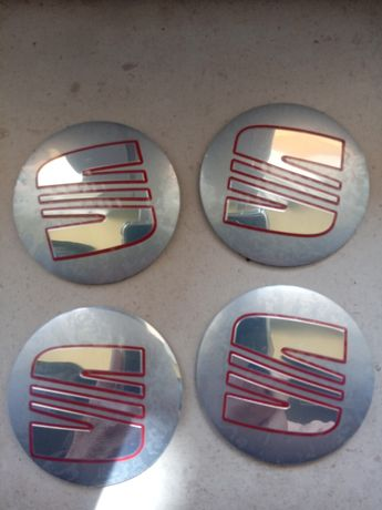 Tampas/Símbolos/ Logotipo da marca Seat