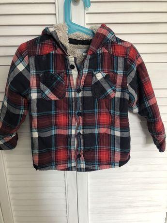 Bluza, kurtka, koszula ocirplana