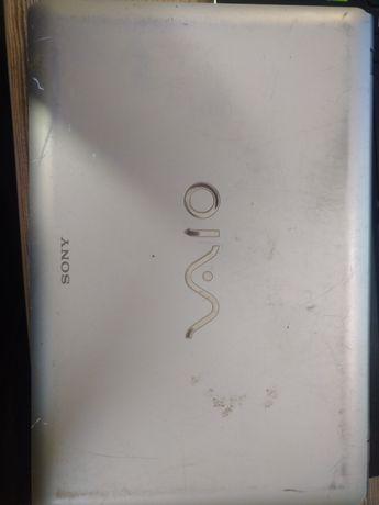 Sony Vaio PCG 31311M Uszkodzony / cały na częsci